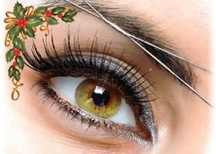 Juletilbud 2 – Øjnebryn og øjnevipper